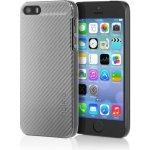 Pouzdro Incipio CF Feather Case - iPhone 5/5S stříbrné