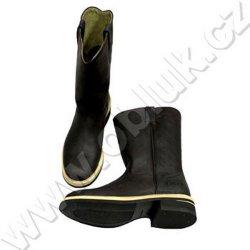 38cd84436 Jezdecká a pracovní bota LAKOTA Westernové boty vysoké
