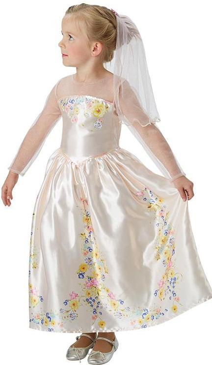 Cinderella Wedding Dress Child : Cinderella wedding dress live action movie child foto