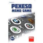Dino Pexeso: Značky aut