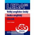 Velký anglicko - český a česko - anglický slovník - Fronek Josef