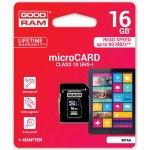 Goodram microSDHC 16GB UHS-I U1 M1A4-0160R11