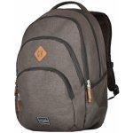 Travelite Basics Backpack Melange hnědá