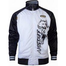 Amstaff HORUS Trackjacket white