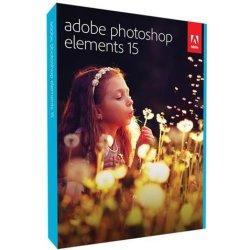 Adobe Photoshop Elements 15 WIN CZ FULL - 65273650