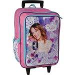 SunCe batoh na kolečkách Disney Violetta S-4530-VML