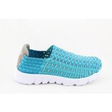 Rock Spring Dětské gumičkové boty Miky Blue Lt Grey