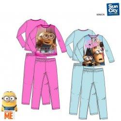 ca7dcb0923a4 Dětské pyžamo a košilka Dívčí pyžamo Minions