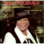 Ella Fitzgerald - Things Ain't What They Used To Be