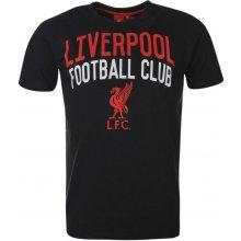Source Lab LFC Graphic T Shirt Mens Black
