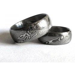 Snubni Prsteny Damasteel Da 1019 Od 8 890 Kc Heureka Cz