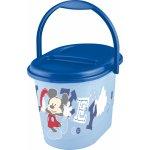 Keeper Koš na pleny Mickey Mouse modrý