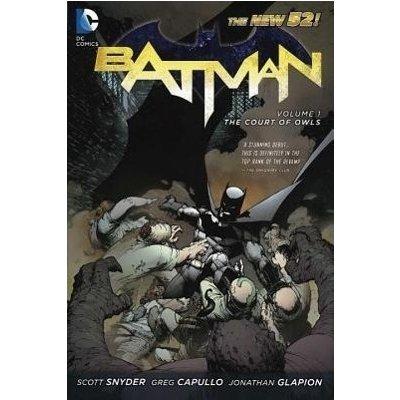 Batman Snyder, Scott