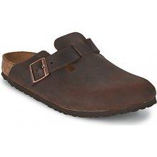 Birkenstock Pantofle BOSTON Hnědá