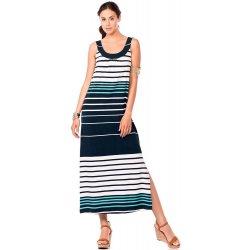 Vamp! dlouhé dámské šaty 6889 proužek od 1 576 Kč - Heureka.cz c79a1c5a4b