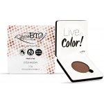 puroBIO cosmetics Minerální oční stíny 3 2,5 g