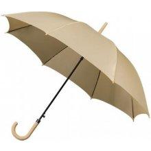 Dámský holový deštník BARI béžový