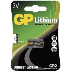 Baterie GP CR2 1ks