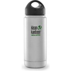 Klean Kanteen Vacuum Insulated Wide 12oz Vineyard Green matná 0 bd2351f83bc