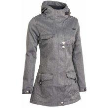 Woox Zone Ladies´ Parka Grey kabát softshellový dámský