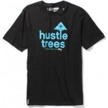 LRG RC Hustle Trees Tee Black tričko