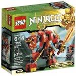 Lego Ninjago 70500 Kaiův ohnivý robot