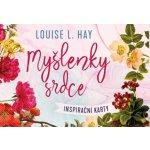 My šlenky srdce - 54 inspiračních karet - Louise L. Hay