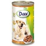 Dax Dog kousky drůbeží 12 x 1240 g