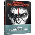 Úsvit planety opic 2D+3D BD Steelbook