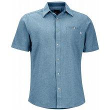 The North Face Pánská košile S S Hypress Shirt modrá 7f7463ce0a