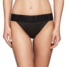 Calvin Klein plavkové kalhotky Cheeky Bikini KW0KW00138-001 Black