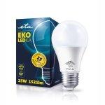 Eta LED žárovka EKO LEDka klasik 15W E27 teplá bílá
