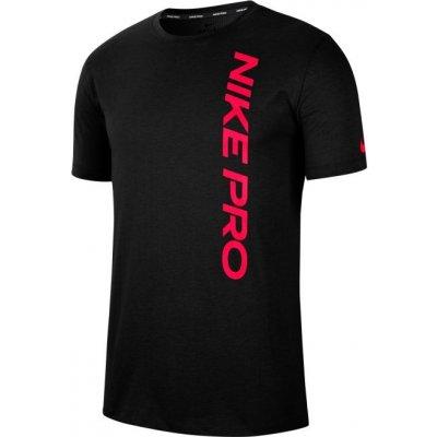 Nike pánské tričko Pro černé