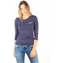 Tommy Hilfiger dámské tričko tmavě modré 0495d9e470