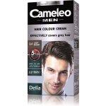 DELIA Cameleo barva na vlasy pro muže 5.0 světle hnědá 30 ml