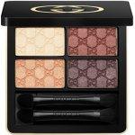 Gucci Eye oční stíny 30 Crystal Copper Magnetic Color Shadow Quad 5 g