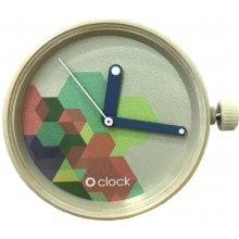 O bag O CLOCK CIFERNÍK GRAFICA MIX