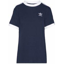 0877f46ba248 adidas 3-Stripes Modrá. Jestliže hledáte pohodlné a stylové dámské tričko  ...