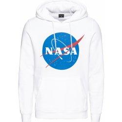 e7b43e31c754 Pánská mikina Mr. Tee NASA Hoody white