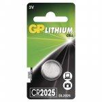 Baterie GP CR2025 1ks