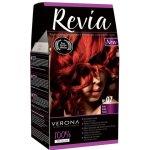Revia 100% 3D barva na vlasy 07 rubín