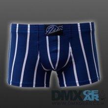 STYX UNDERWEAR pánské boxerky modré s bílými pruhy Q761 78435297a1