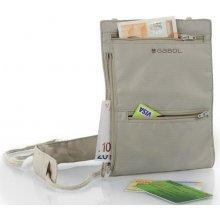 Cestovní kapsička na hotovost 800018
