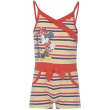 Disney Jersey Playsuit Infant Girls Minnie