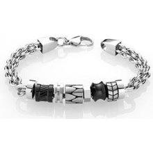 Storm Náramek Tyro Bracelet Black 9980683/BK