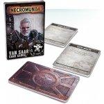 GW Necromunda: Van Saar Gang Cards
