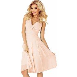 Numoco dámské šifonové šaty 35-11 růžová alternativy - Heureka.cz e2d249fe0a