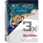 3x Ben Stiller - kolekce