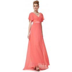 c20862cf421 Ever Pretty plesové šaty 9890 lososová od 1 590 Kč - Heureka.cz