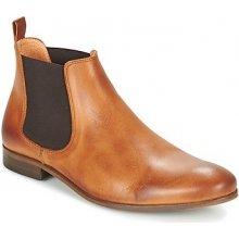 Brett Sons Kotníkové boty CHAVOQUE Hnědá
